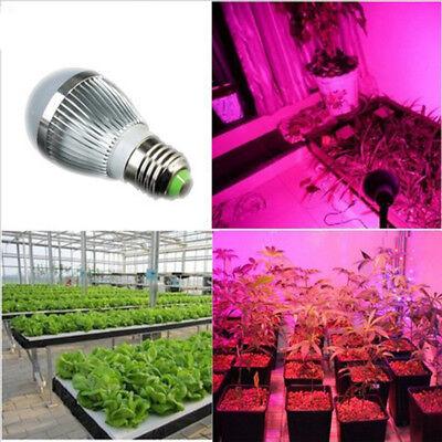e27//26 4//6//8w ac 85~265V led plants lights mini vegetables flower growing lamps