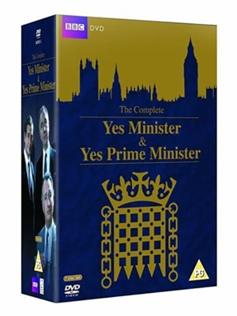 The Complete Yes Minister & Yes, Prime Minister (Box Set) [DVD]