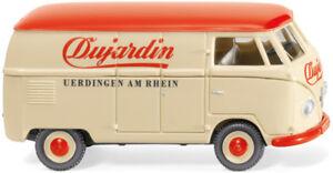 """WIKING 078811 - H0 1:87 - VW T1 (Typ 2) Kastenwagen """"Dujardin"""" - NEU in OVP"""