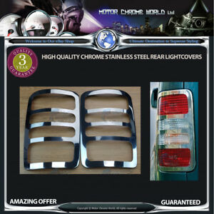 FITS-TO-VW-CADDY-CHROME-REAR-LIGHT-COVERS-HIGH-QUALITY-3y-GUARANTEE-2010-2015