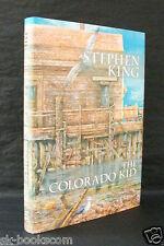 COLORADO KID HAVEN Stephen King HB/DJ LIMITED UK 1st EDITION Glenn Chadbourne