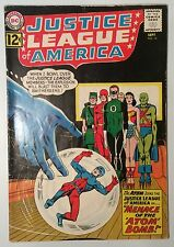 DC Justice League of America #14 VG / F