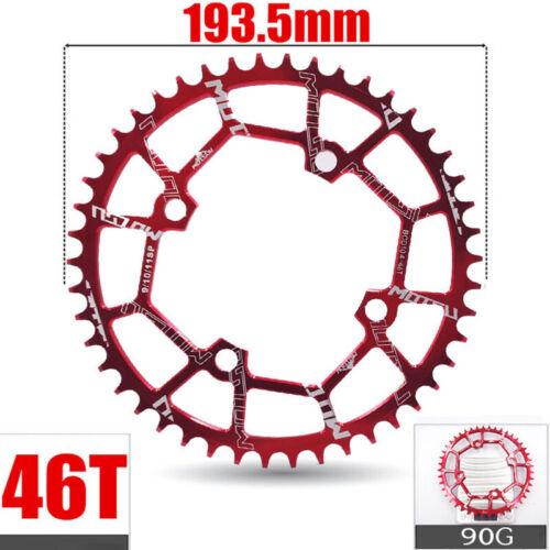 VXM MTB Bike Chainring 104BCD 44T 46T 48T 50T 52T Bicycle Parts Cycling Wheel
