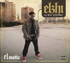 Elmatic [PA] [Digipak] by eLZhi/Will Sessions (CD, May-2016, Jae B. Group)