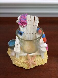 Yankee Candle Like Summer Beach Scene Votive Tealight ...