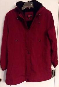 pour Manteau nouveau amovible taille avec femmes sm imperméable Gallery cagoule ESqwSU