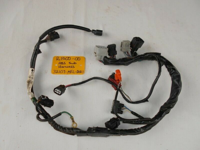 HONDA CBR1000RR ABS SUB WIRING HARNESS 09-16