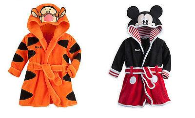 Soft Baby Girl Kids Boy Night Bath Robe Sleepwear Children Pajamas Clothing