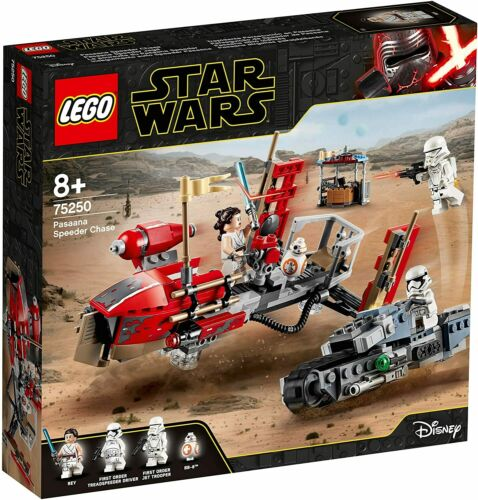 Lego® 75250 Star Wars Pasaana Speeder Chase ab 8 Neu OVP