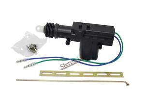 The Install Bay Power Door Lock 2 Wire Actuator Kit Edla