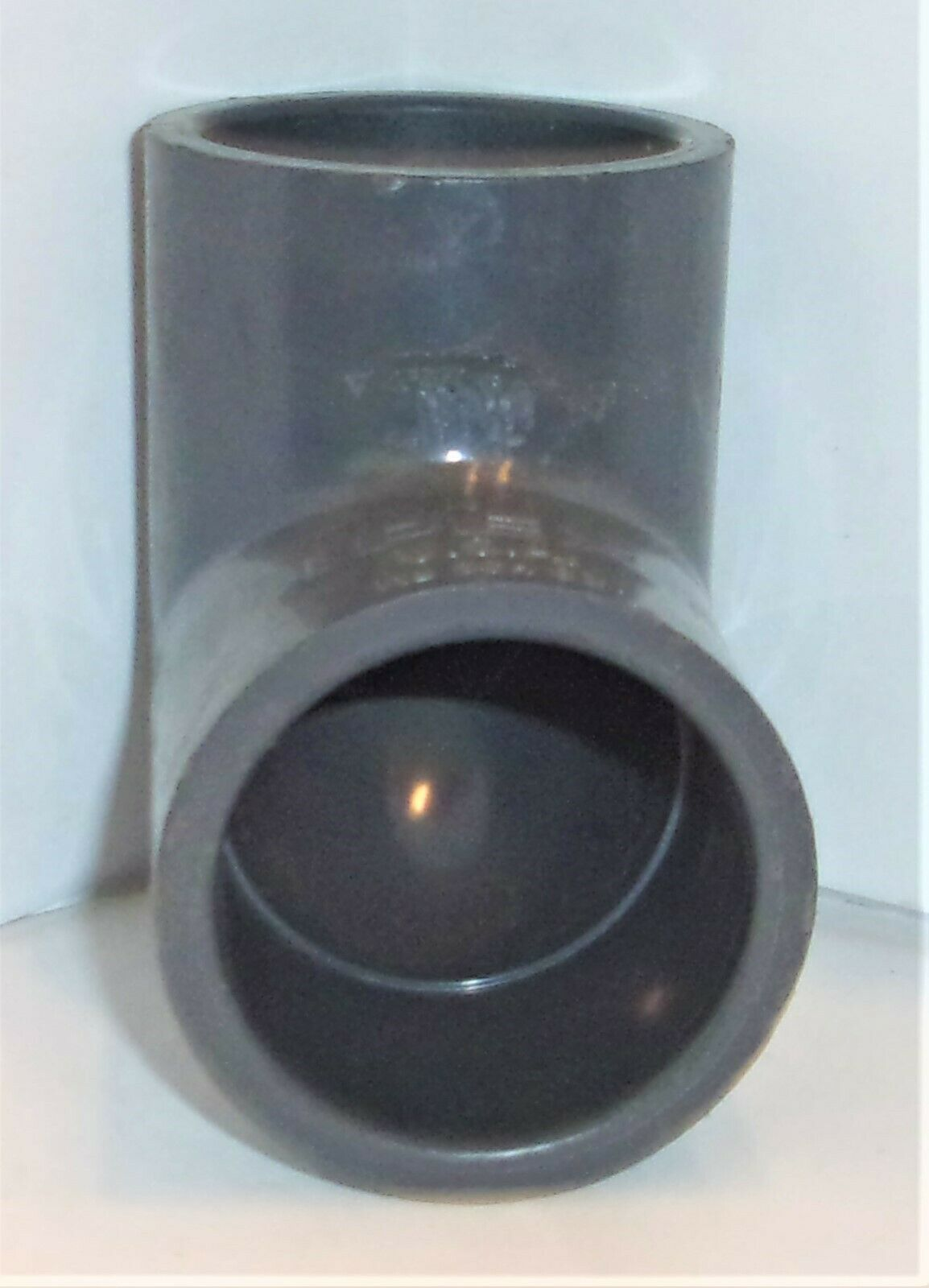 Ipex 3 INCH PVC-I Pipe SCH 80 SLIP FIT COUPLING SOCKET 4-3//16 X 4 LONG # D2467