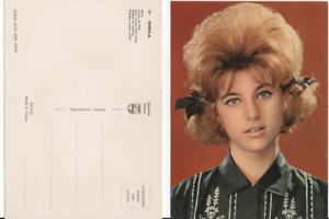 Sheila-Carte-Postale-Grand-Format-507-Philips-13x18-cm