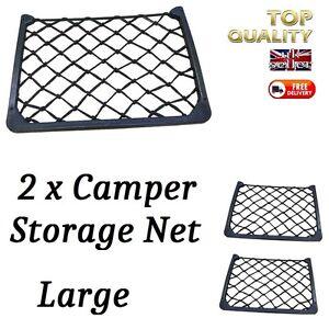 Motorhome-Storage-Net-Pocket-310mm-x-215mm-Camper-van-Boat-Caravan-SELF-BUILD