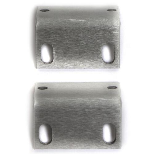 1U Eurorack Brackets by Synthrotek Modular Rackmount Ears