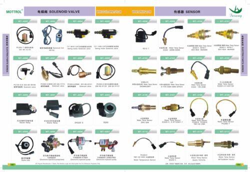 106-0179X03 309-5795 Switch Fits Caterpillar CAT 307 312 315 317 320 E325 E330