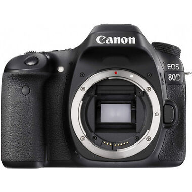 Canon EOS 80D 24.2MP FHD DSLR Camera Body
