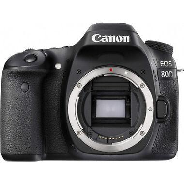 Canon EOS 80D 24.2MP FHD DSLR Camera Body