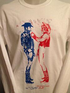 Sex pistols cowboy t shirt