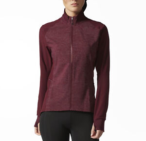 115a2e57141fa Image is loading adidas-Supernova-Storm-Womens-Running-Jacket-Red