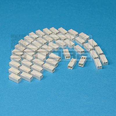 50 pz Connettore MK femmina 2 poli - ART. BL08