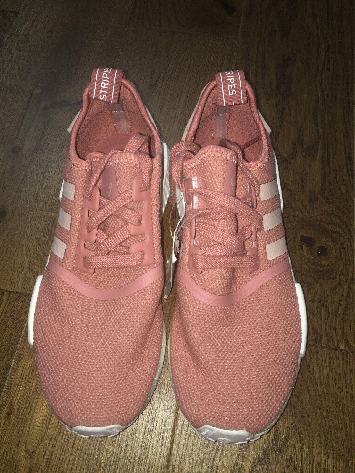Adidas NMD R1 Nomad Women's Women's Women's Vapour Pink S76006 Originals pink Salmon Runner Rare e98e7e