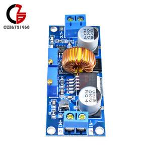 5PCS 5A Lithium Charger CV CC buck Step down Power Supply Module LED Driver