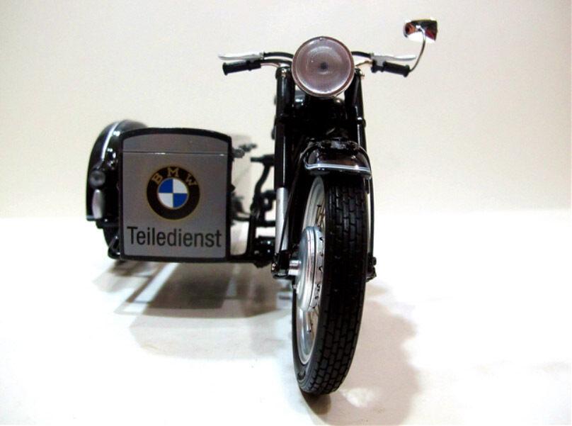 1 10  BMW R25 3 R25 Motorcycle Die Cast Model