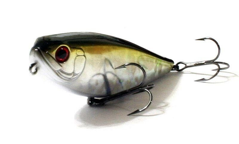Renegade Zander Death 90F fishing lures original range of colors