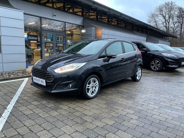 Ford Fiesta 1,0 SCTi 100 Titanium