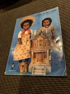 Mcmasters Premier Doll Auction Catalog Creme De La Creme June 2005 Ebay
