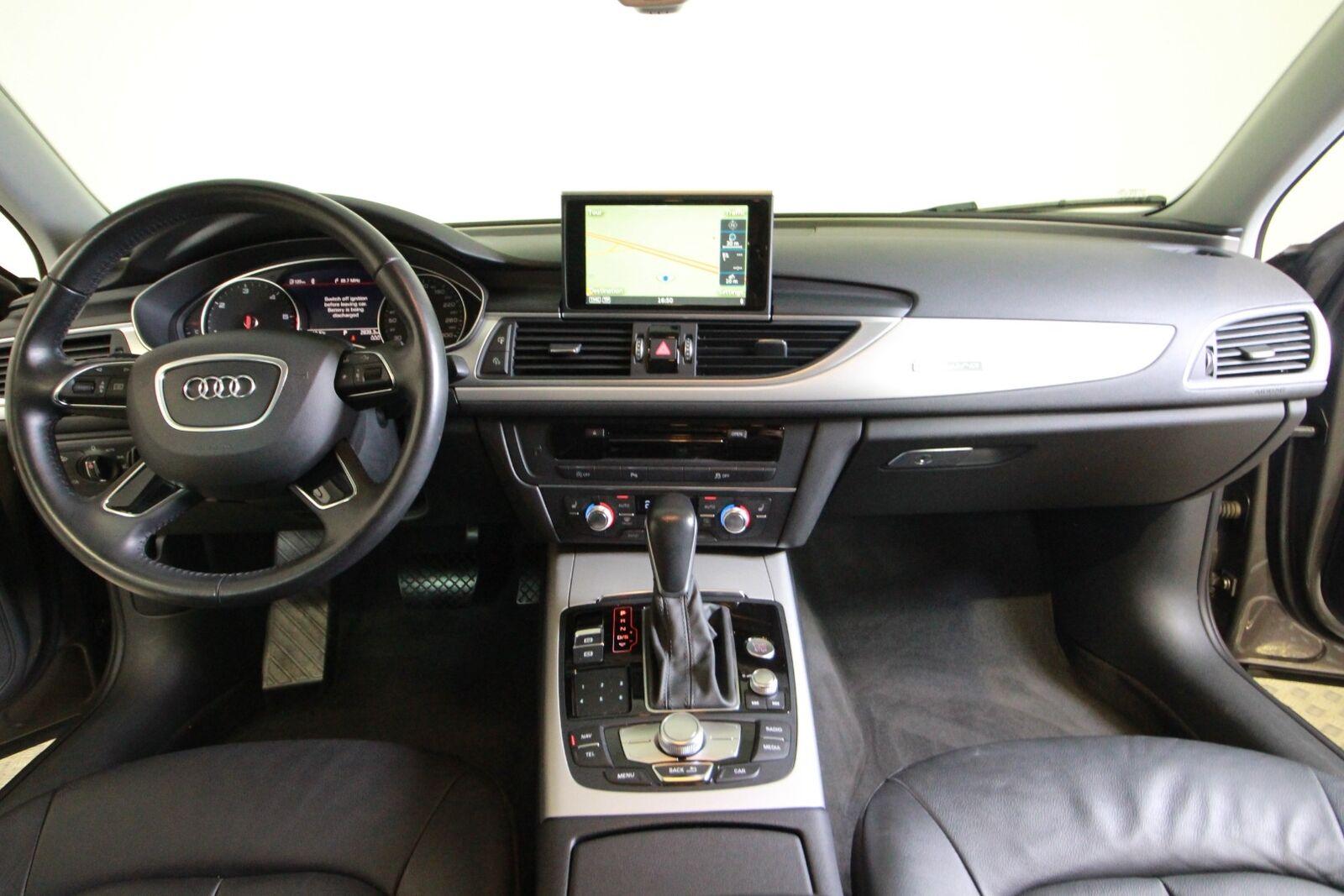 Audi A6 TDi 320 quattro Tiptr.