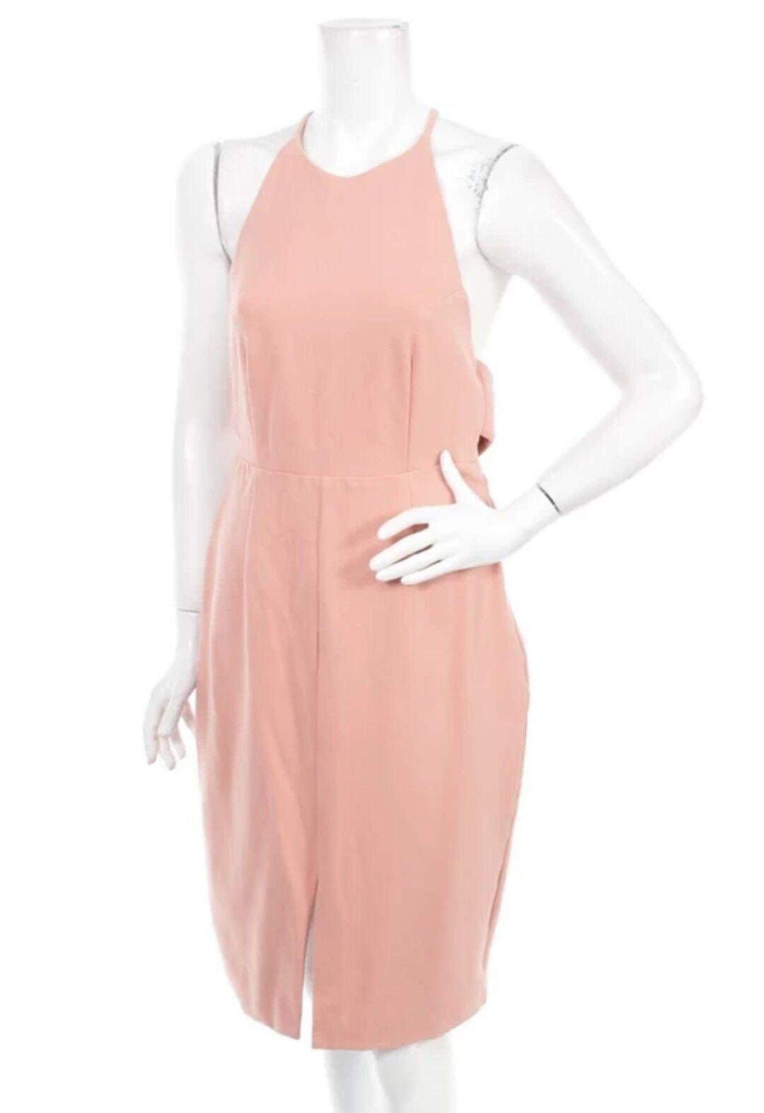 Kleid von lavish Alice gr. 40 Rosa Damen Dress Rosa