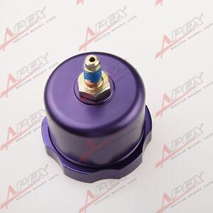 Car-Racing-Aluminium-Bremsfluessigkeit-Container-Lila