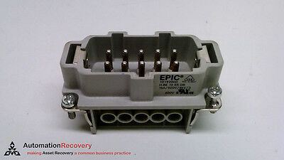 EPIC H-BE 24 SS DR CONNECTOR 24 PIN *NEW NO BOX*