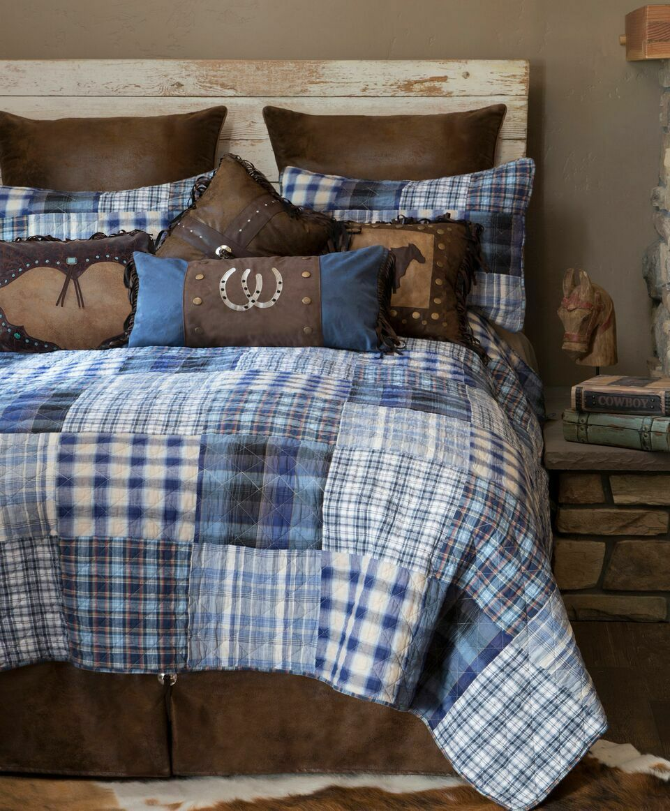 Ranch Hand Rustic Quilt Set with FREE Shipping