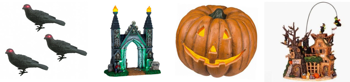 Shop Event Decorative Collectibles Halloween Event  Decorations and collectibles items on sale