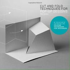 Cut and Fold Techniques for PopUp Designs by Jackson Paul