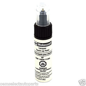 Oem New Genuine Ford Performance White Touch Up Paint Hp