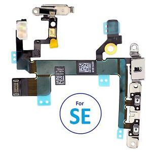Para-el-iPhone-Cable-flexible-de-alimentacion-se-interruptor-de-silencio-botones-de-volumen-con