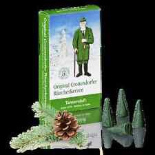 Original Crottendorfer Räucherkerzen Erzgebirge Tannenduft Advent Weihnachten