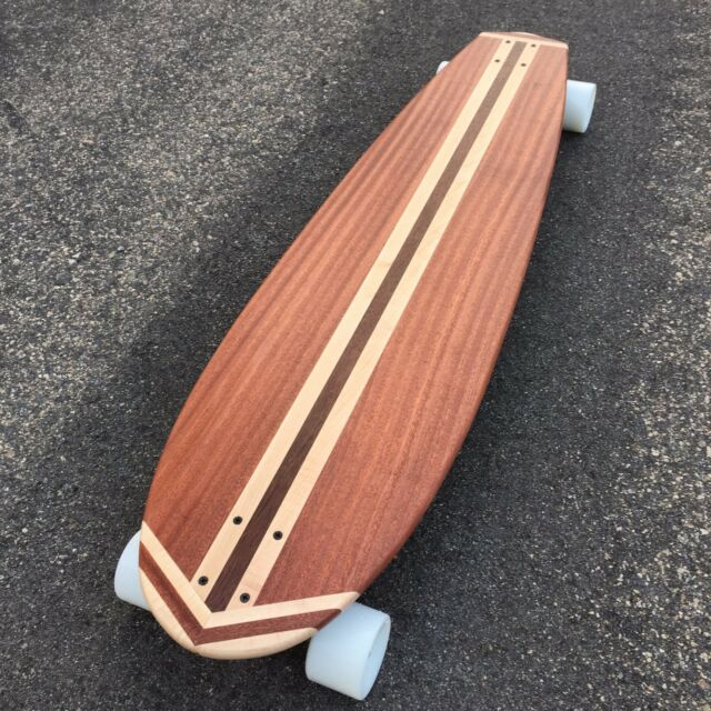 Longboard 42x11 - SOLID WOOD - Tunnels (SPECIAL ORDER)
