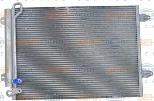 8FC 351 317-544 HELLA Condenser  air conditioning