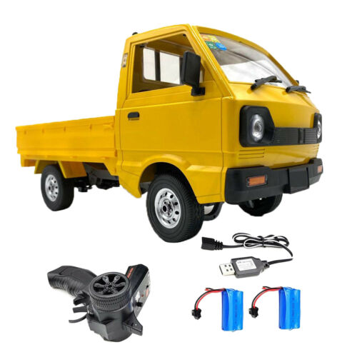 1pc WPL RC Truck Car 1//10 1:10 Scale 4WD LED Light with Batteries RC Toy