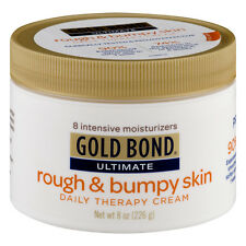 Gold Bond Ultimate Rough and Bumpy Skin Daily Therapy Cream - 8 oz