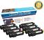 miniature 1 - 8-Pack-S2825-Multi-Color-Toner-Set-For-Dell-H625cdw-H825cdw-S2825cdn-H625-H825
