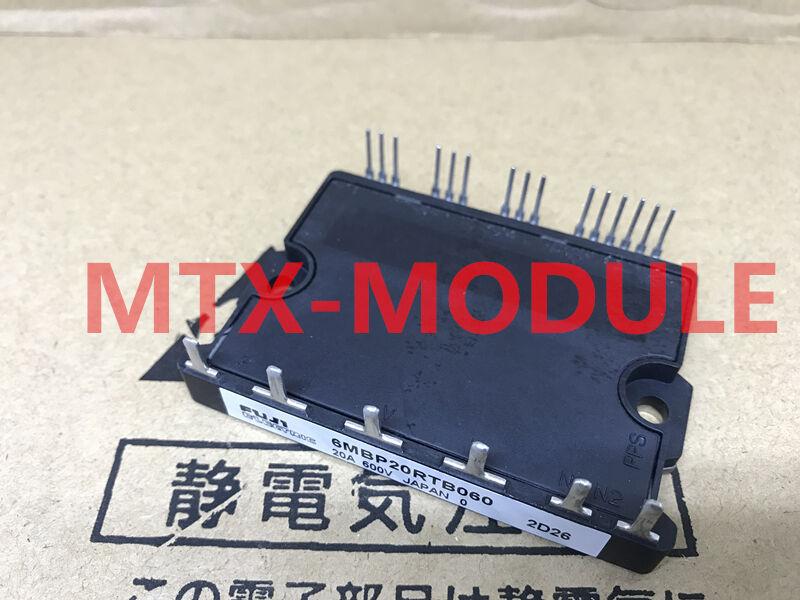 1PCS 6MBP20RTB060 Nuevo Mejor Oferta Oferta Oferta Power Transistor bipolar de puerta aislada módulo Mejor Precio Garantía De Calidad a84d43