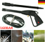 Indexbild 1 - Hochdruckpistole Lanze Mit Rotordüse 5m Schlauch Für Hochdruckreiniger 160 Bar