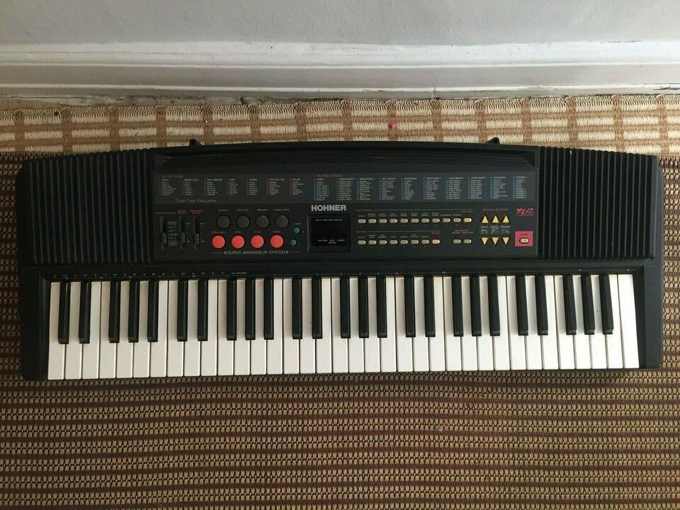 Keyboard, HOHNER PSK 65