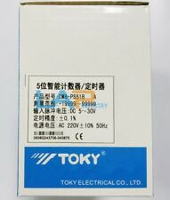 1Pc Toky Counter Counter Meter CM8-PS51B ow