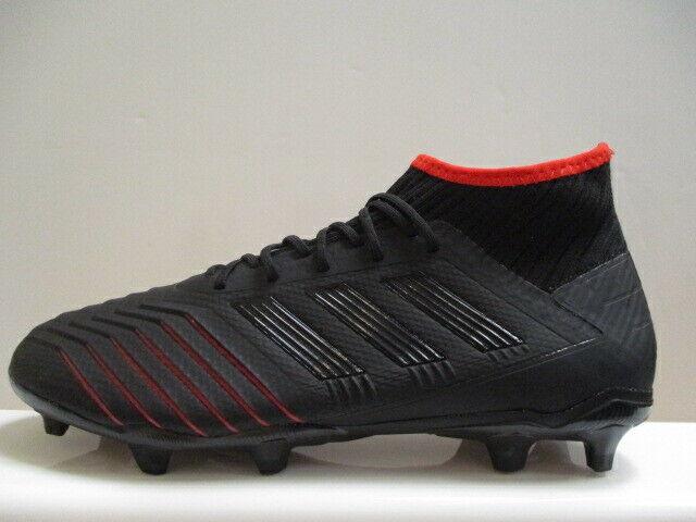 Medición Dialecto Prestigio  adidas Mens Predator 19.2 FG Football Boots Soccer Shoes Sneakers for sale  online | eBay